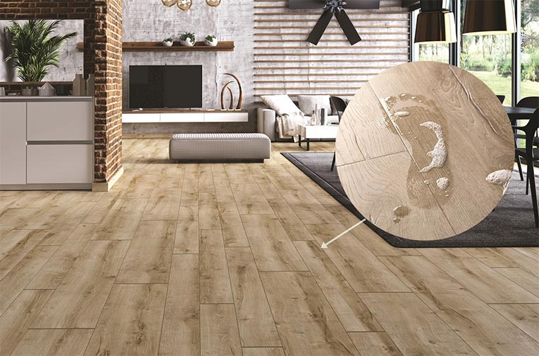 Classen Arteo laminált padló